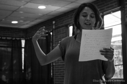 Tania Rojas Benvenuto: «El cuerpo es como un archivo  y la danza debiese apuntar a rehabilitarnos de lo que está aconteciendo»