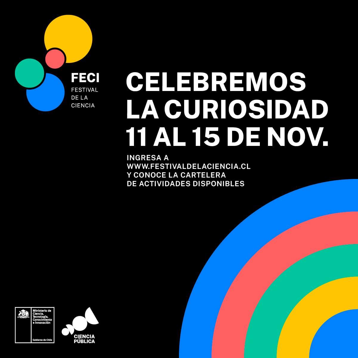 Festival de la Ciencia 2020: ¡Celebremos la curiosidad!