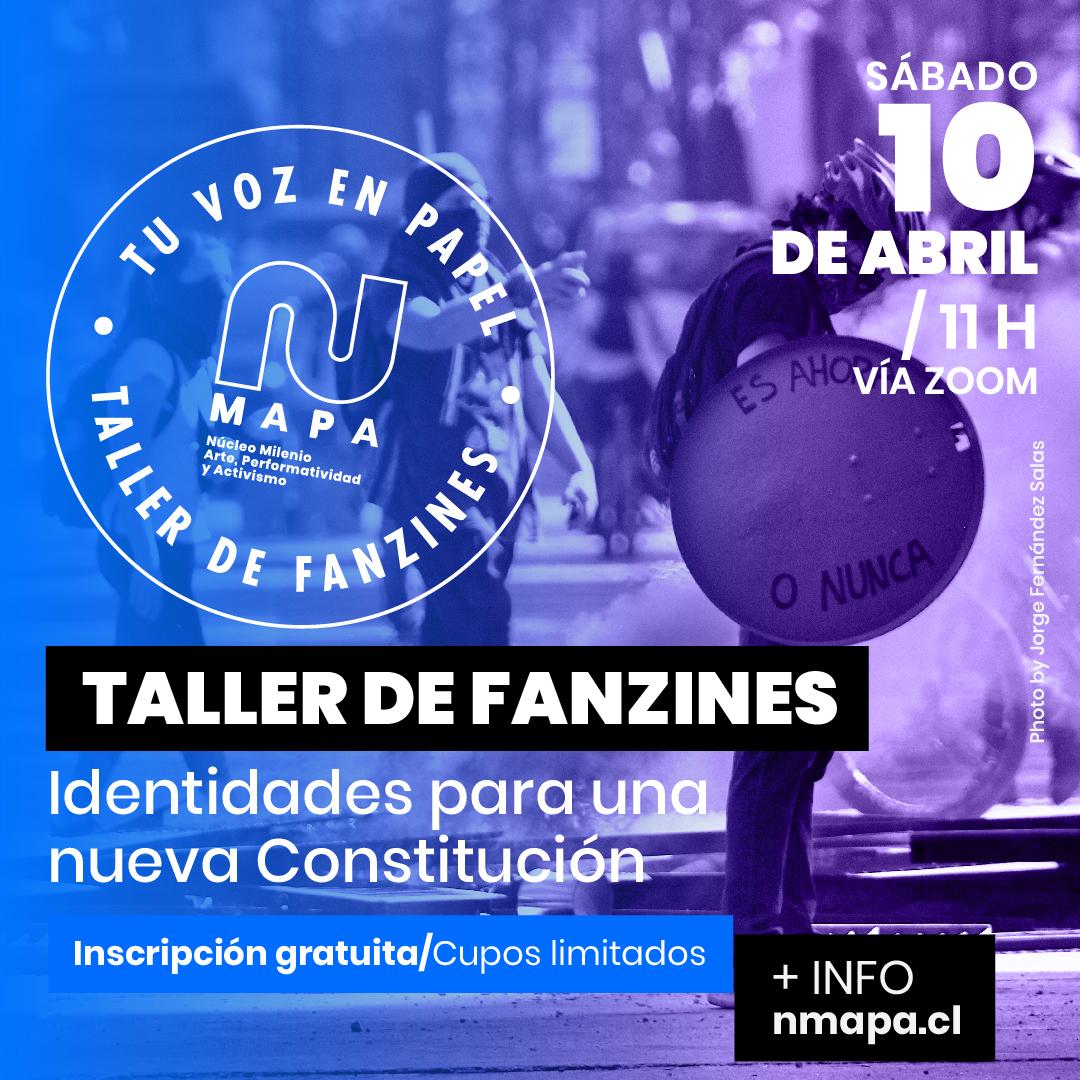 """""""Tu voz en papel"""" realiza nuevo taller de fanzines online"""